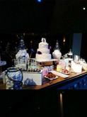 תמונה של שולחן מתוקים מעוצב לחתונה
