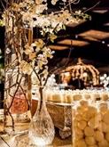 תמונה של שולחן מתוקים לחתונה