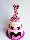 תמונה של עוגת בת מצוה מיני מאוס