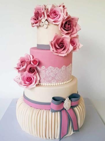תמונה עבור הקטגוריה עוגות חתונה / עוגות כלה