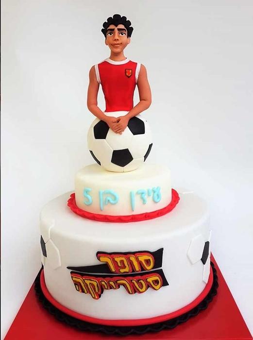 תמונה של עוגת יום הולדת סופר סטרייקה