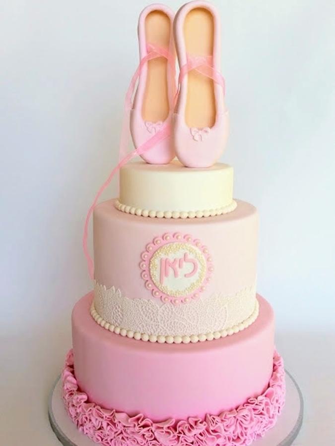 תמונה של נעלי בלט