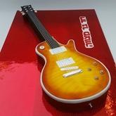 תמונה של 17 עוגת בר מצווה לגיטריסט