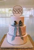 תמונה של עוגת חתונה אלגנטית