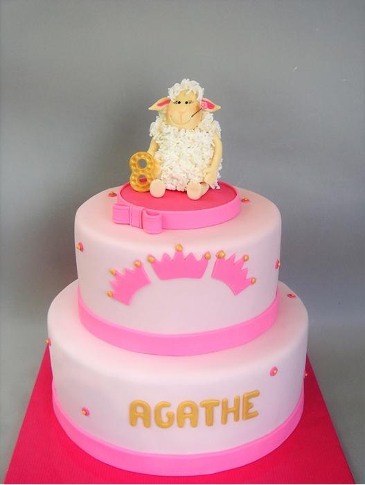 תמונה של עוגת יום הולדת ניקי