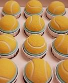 תמונה של עוגת בת מצווה טניס
